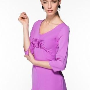 Diz Hizasında Elbise Modelleri