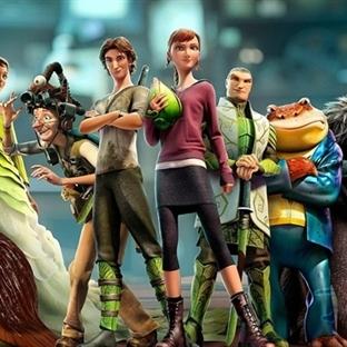 Doğal Kahramanlar 3D