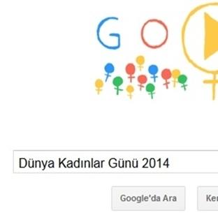 Dünya Kadınlar Günü 2014