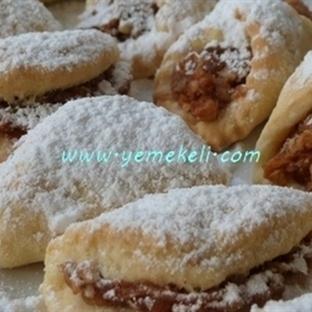 elmalı kurabiye tatlısı