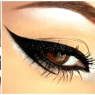 En Kolay ve Güzel Likit Eyeliner Çizgisi Çekmek