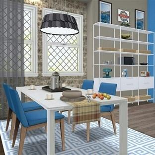 En Şık Yemek Odası Tasarımları