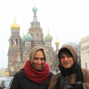 Eski Başkent St. Petersburg