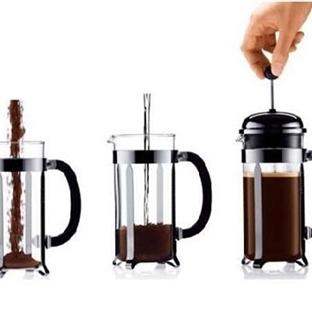 Evde Taze Kahve