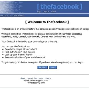 Facebook ve 10 Yıllık Gelişimi