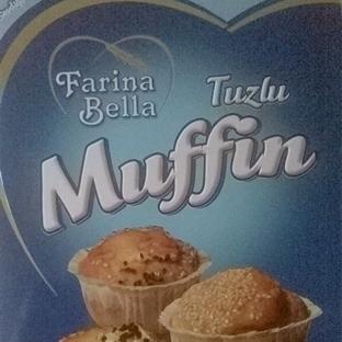 Farina Bella Tuzlu Muffin