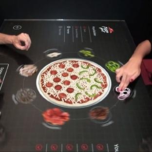Fast-Food Devinden İnteraktif Teknoloji