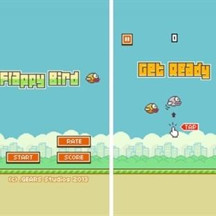 Flappy Bird'lü Telefon Rekor Fiyattan Satılıyor