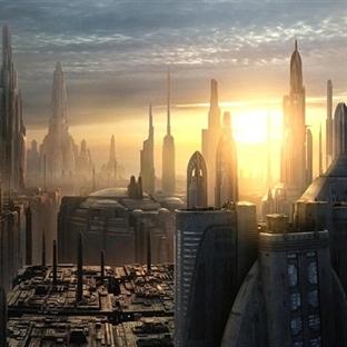 Geleceğin Şehirleri: Uzay Çağı