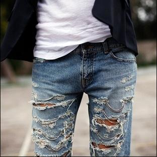 Giymeyen Kalmadı   Saint Laurent Jean