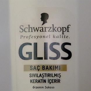 Gliss Total Repair Şampuan - Kuru ve Yıpranmış Saç
