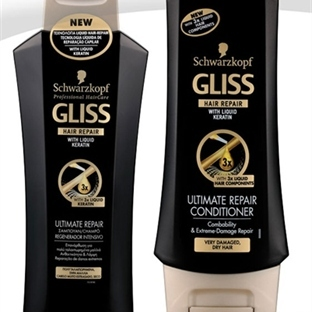 Gliss Ultimate Repair (Siyah Seri)