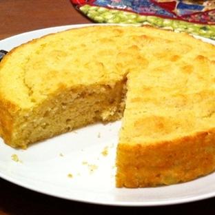 Glutensiz Misir Ekmeği - Gluten Free