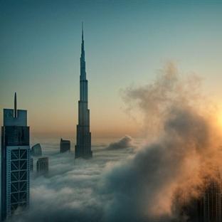 Gökyüzüne Yükselen Kent: Dubai