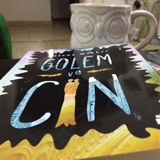 Golem ve Cin - Helene Wecker
