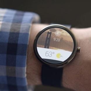 Google Akıllı Saatler İçin Android Wear'ı tanıttı