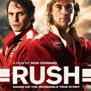 """Günün Filmi """"Rush"""""""