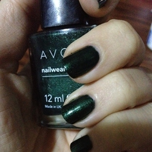 Günün Ojesi - Avon Nailwear Pro+ Midnight Green