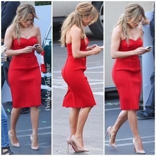 Günün Stili:Jennifer Lopez