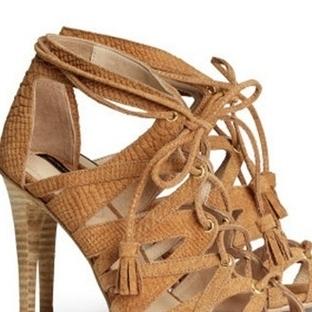 H&M Ayakkabı Modelleri 2014