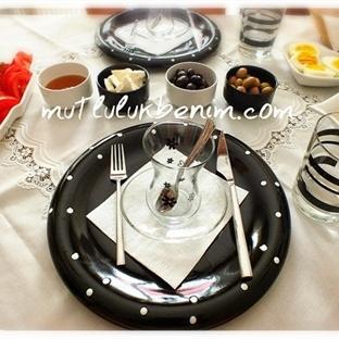 Hafta Sonu Kahvaltı Masamızdan...
