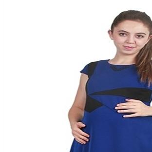Hamile Elbise Ve Kazak Modelleri 2014