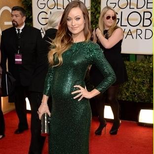 Hamileler için 2014 ve 2015 Abiye Elbise Modelleri