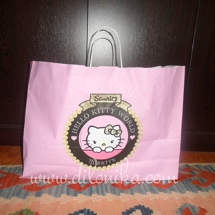 Hello Kitty Ev Botu