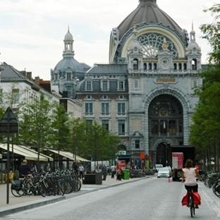 Hipster Şehri Antwerp!..