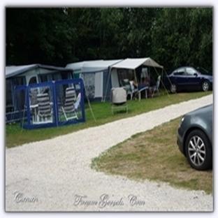 Hollanda'da Bir Kamp Yeri