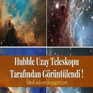 Hubble Uzay Teleskopu Tarafından Görüntülendi !