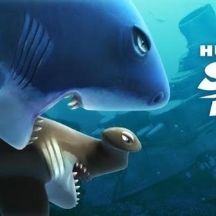 Hungry Shark Evolution'da Denizlerin Hakimi Olun