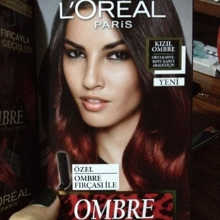 Inceleme - L'Oreal Paris Preference Red Ombre Seti