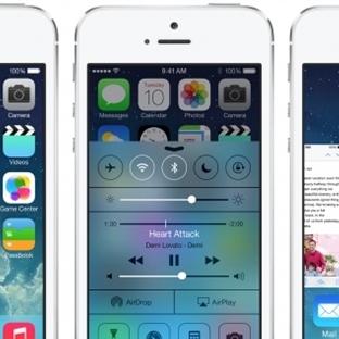 iOS 7.1 Final Sürümü Sonunda Yayınlandı