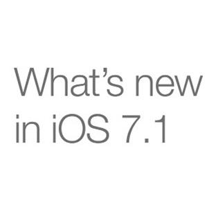 iOS 7.1 güncelleştirmesi pil süresini düşürüyor