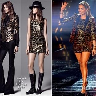 "Jennifer Lopez & ""American Idol XIII"" Kombini"