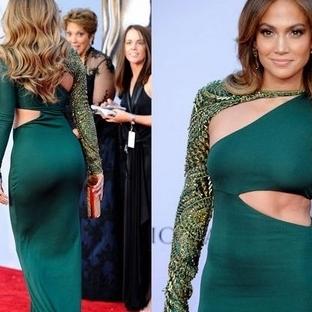 Jennifer Lopez Elbise Kıyafetleri 2014