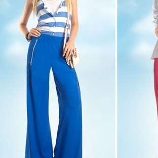 Kadife Pantolon Modelleri 2014