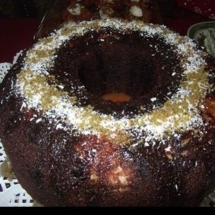 karemel soslu cocostar kek tarifi