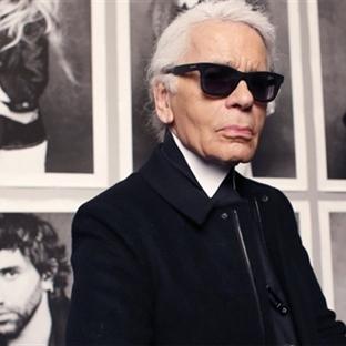Karl Lagerfeld Şaşırttı!