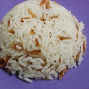 Kavurma Pirinci Pilavı