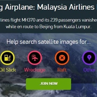Kayıp Malezya Uçağının Bulunmasına Yardım Edebilir