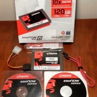 Kingston SSD Çok Hızlı Bir İnceleme