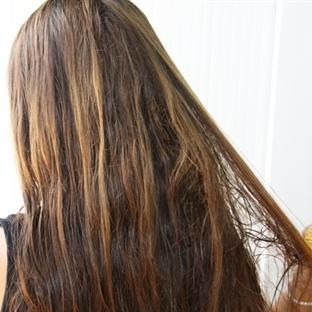 Kırık saç uçları için maske tarifleri
