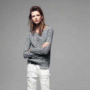 Kışlık Bayan Kazak Modelleri 2014
