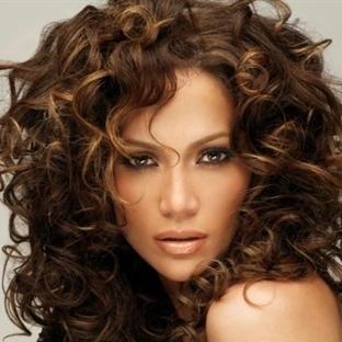 Kıvırcık Saçlar İçin Saç Bakımı