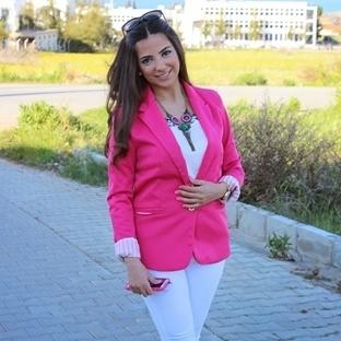 Kombin Önerileri 141 : Pink Blazer