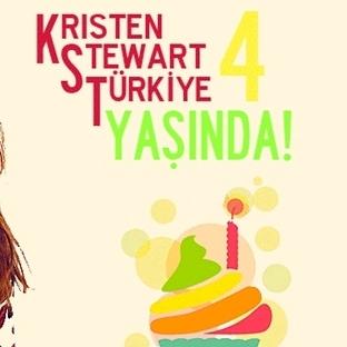 Kristen Stewart Türkiye 4 Yaşında!