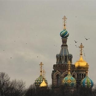 Kuzeyin Venedik'i St. Petersburg