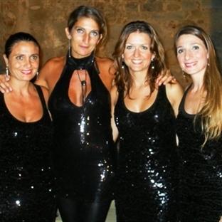 ''Le Divas'' Kadınlara Destek İçin İstanbul'da